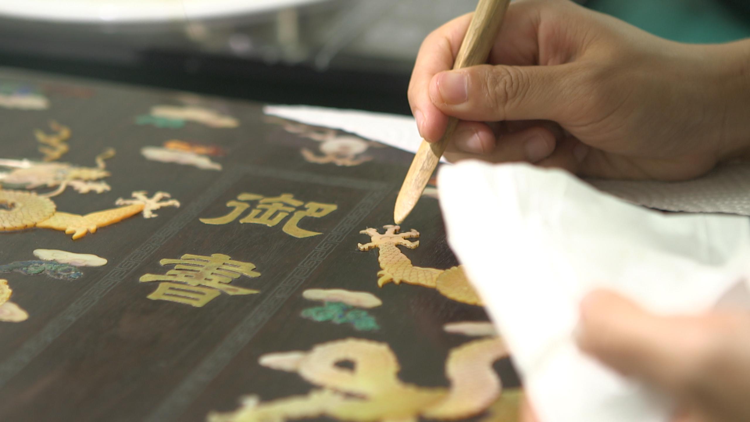 大國工匠技藝傳承《我在故宮修文物》府中15獻映