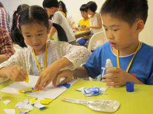 府中15兒童動畫創作冬令營|動畫堡主爭霸戰